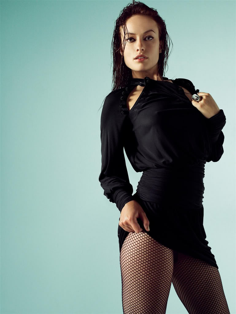 Dinah In Hot Pantyhose Action Olivia 92