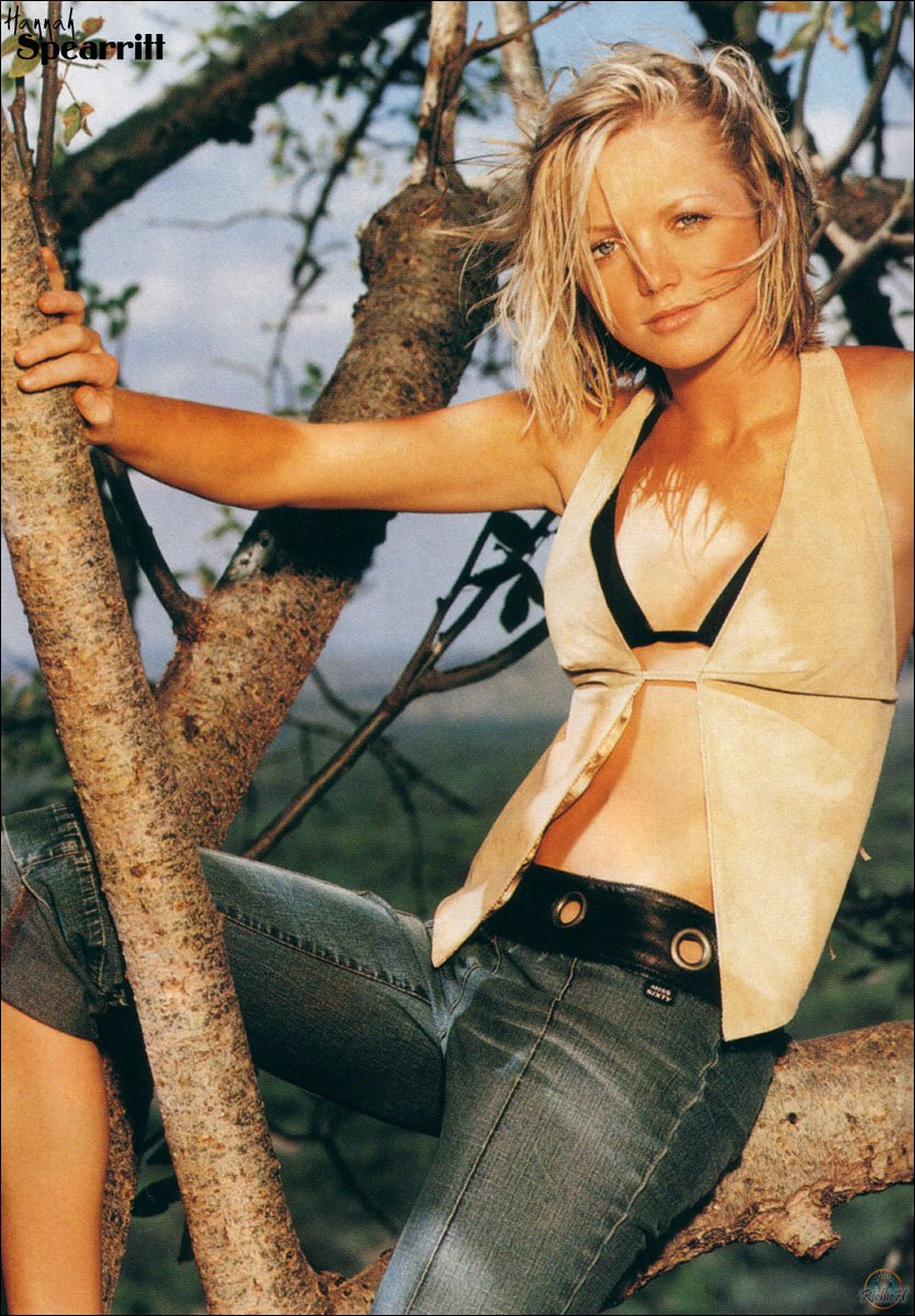 Hannah spearritt nude Nude Photos 28