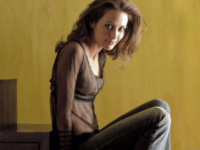 Amy Acker Photo Gallery