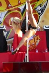 Brooke Hogan's Outrageous Pole Dancing Concert