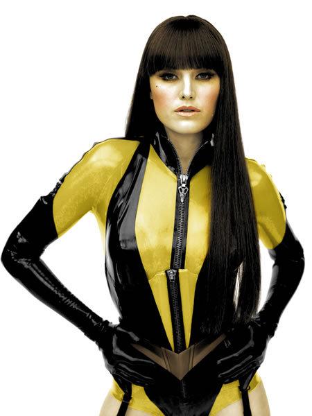 Carla Gugino Watchmen