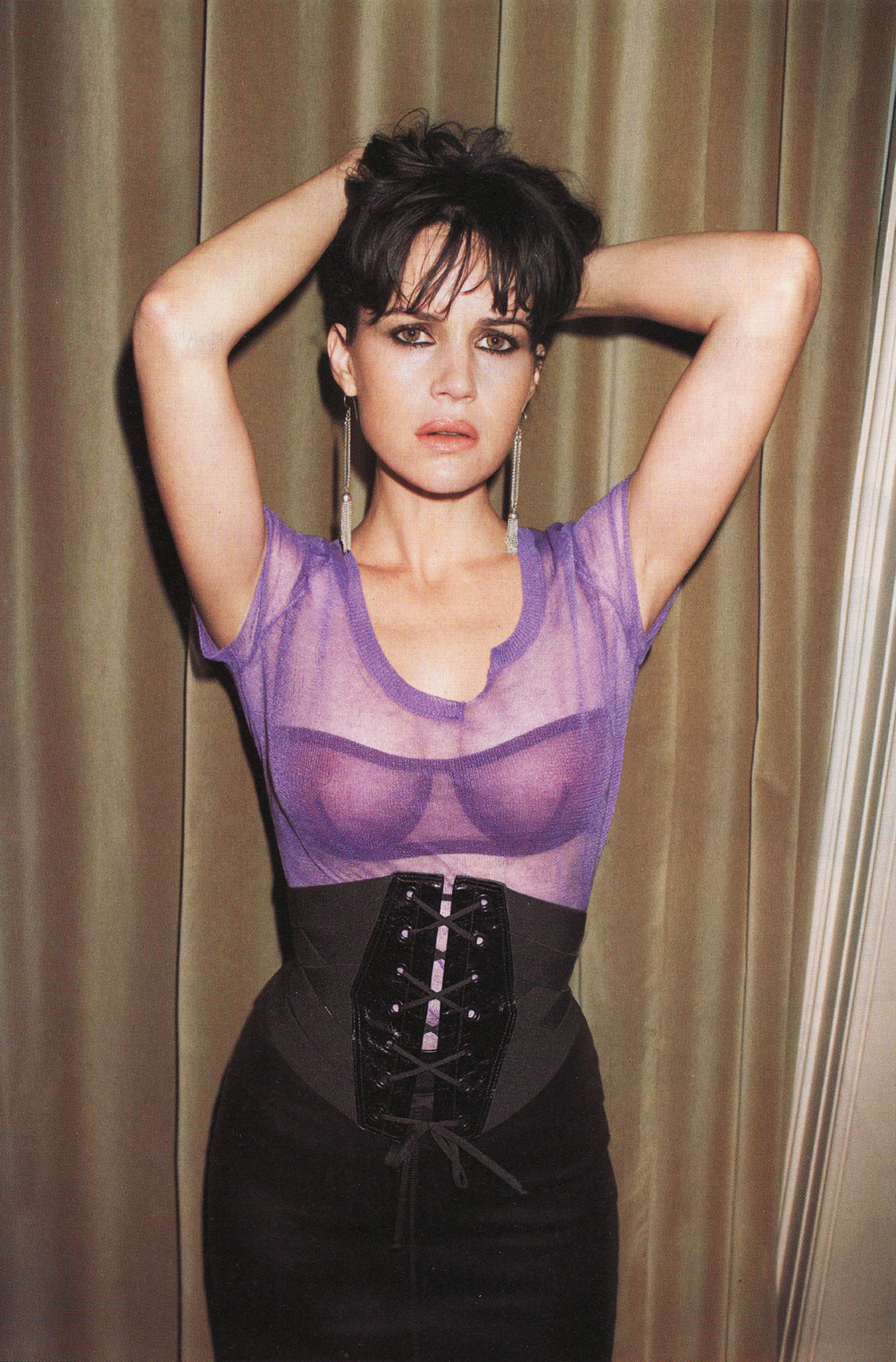 Carla Gugino [Watchmen] | FEMALE CELEBRITY
