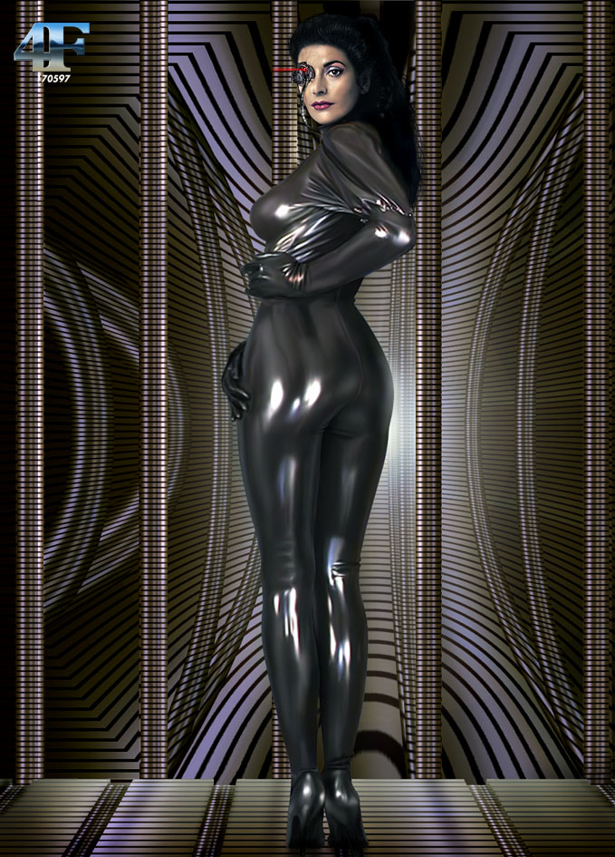 Marina Sirtis Tng  Female Celebrity-6217