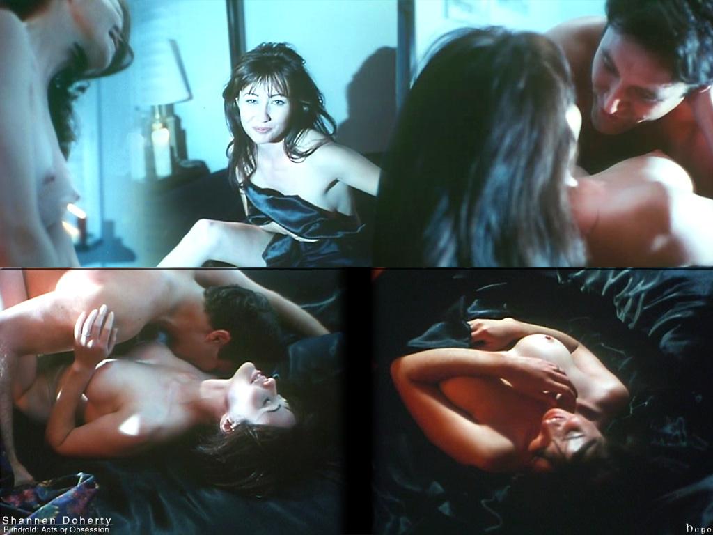 Shannen doherty sex scenes
